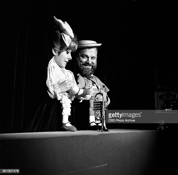 Shari Lewis and Al Hirt host of the show perform on FANFARE Image dated June 16 1965 Original air date June 19 1965