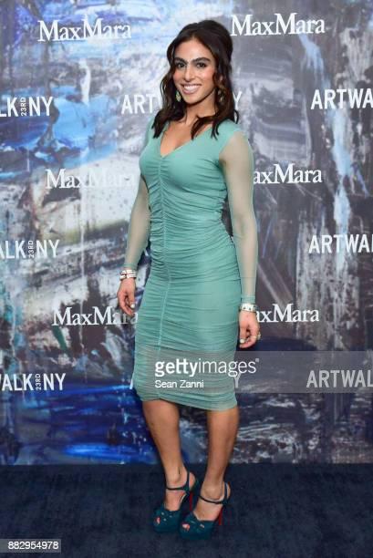 Shari Loeffler attends the 2017 ARTWALK NY Benefiting Coalition for the Homeless at Spring Studios on November 29 2017 in New York City