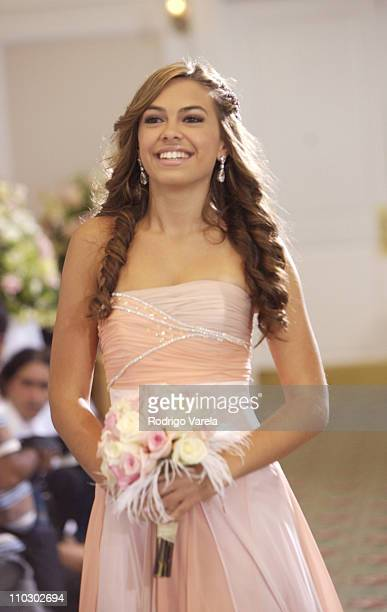Sharina Ortiz during Charytin's Dream Wedding at Walt Disney World in Orlando Florida United States