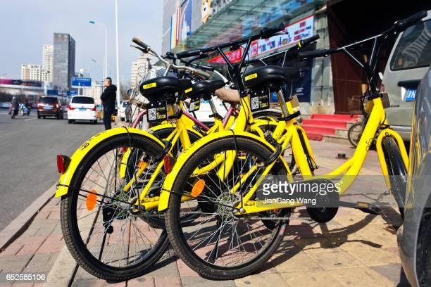 Delen van fietsen