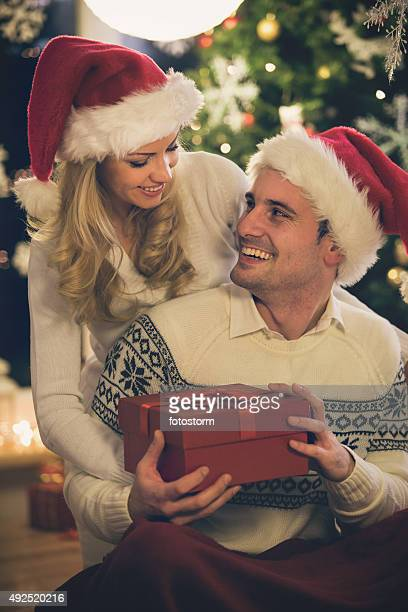 Im Weihnachten Geschenke