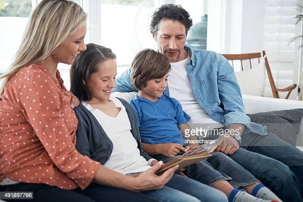 Partagez des moments inoubliables en famille