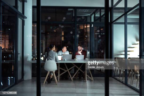 sharing ideas and information - business meeting stock pictures, royalty-free photos & images