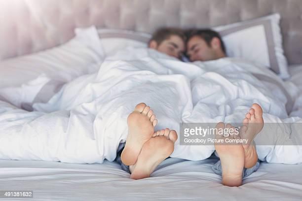 Sharing pillows and