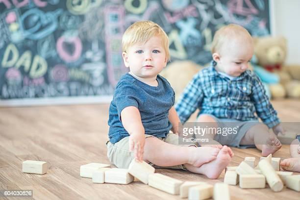 Sharing the Blocks