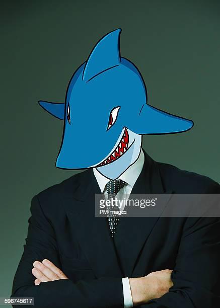 Shark head