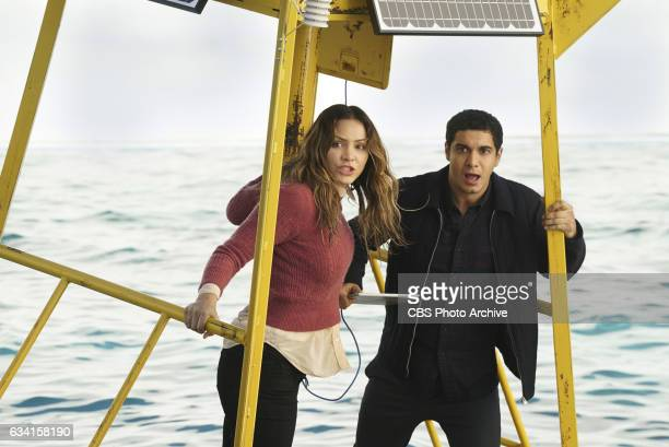 Sharknerdo Team Scorpion's job to find sunken treasure goes awry when Walter and Paige's boat explodes leaving them lost in the middle of the Pacific...
