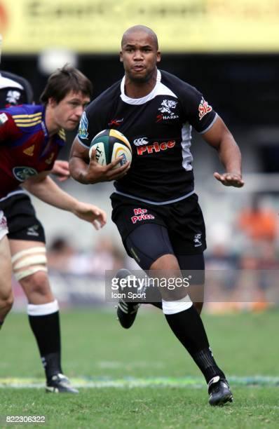 JP PIETERSEN Sharks / Highlanders Vodacom Super 14 Durban