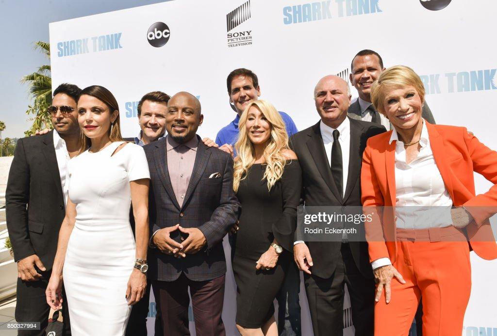 "Premiere Of ABC's ""Shark Tank"" Season 9 - Arrivals : News Photo"