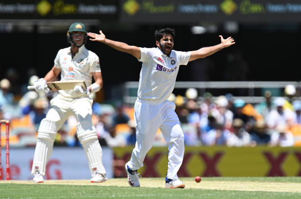 AUS: Australia v India: 4th Test: Day 2
