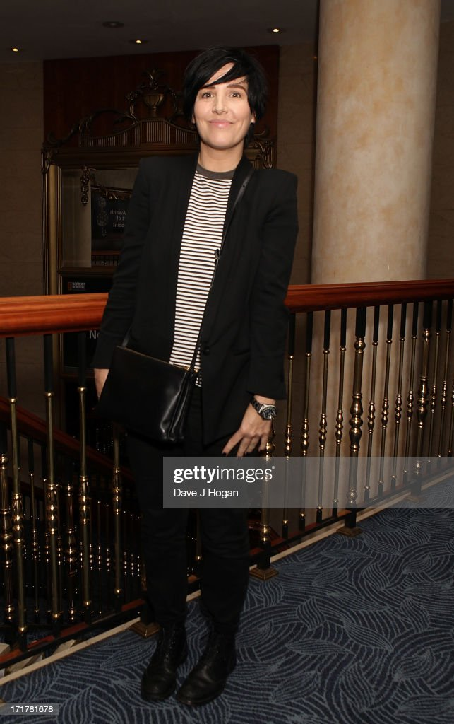 Sharleen Spiteri attending the Nordoff Robbins Silver Clef Awards at London Hilton on June 28, 2013 in London, England.