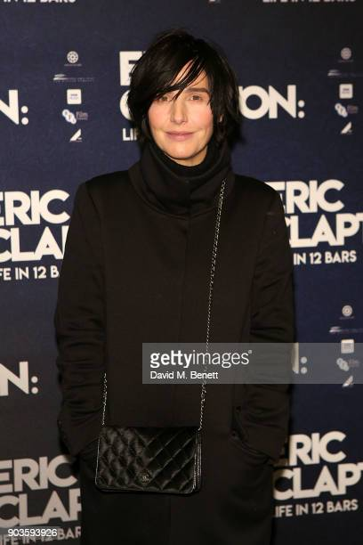 Sharleen Spiteri attends the UK Premiere of 'Eric Clapton Life In 12 Bars' at BFI Southbank on January 10 2018 in London England