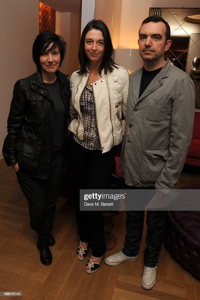 Mary McCartney And Mini A Ture - Launch