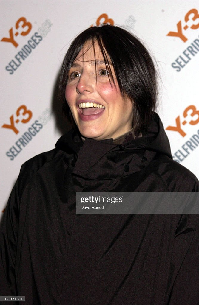 Sharlene Spiteri, Y3 Yamamoto Party At Sketch, London
