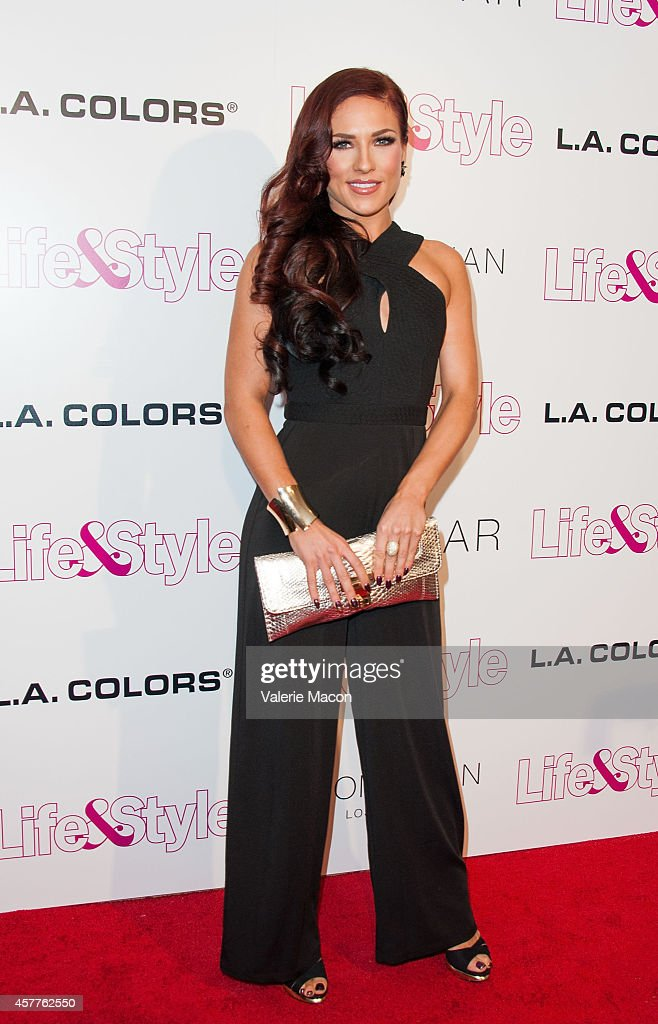Life & Style Weekly 10 Year Anniversary Party - Arrivals : News Photo