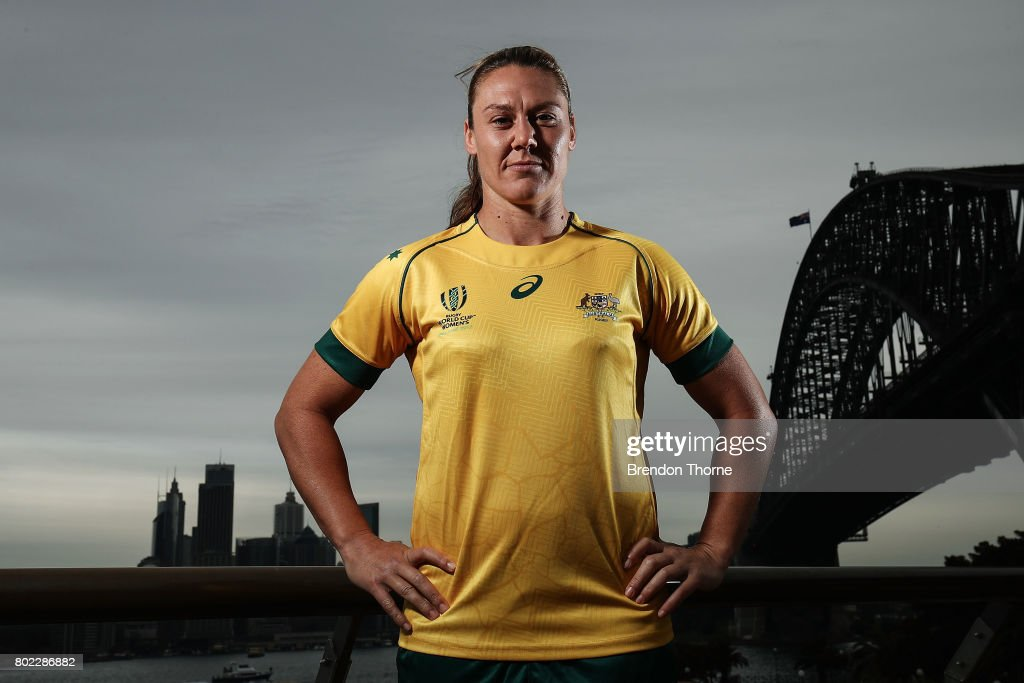 Australian Women's Rugby World Cup Squad Announcement