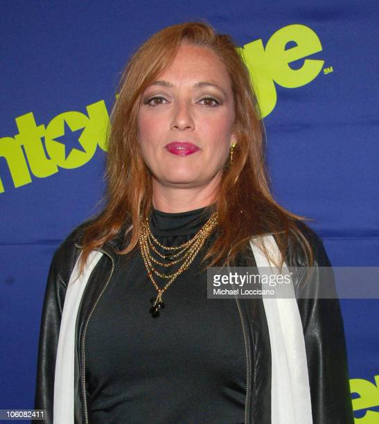 Sharon Angela during Entourage Season Three New York Premiere Arrivals at Skirball Center for the Performing Arts at NYU in New York City New York...