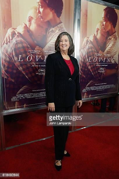 Sharon Blackwood attends Loving New York Premiere at Landmark Sunshine Theater on October 26 2016 in New York City