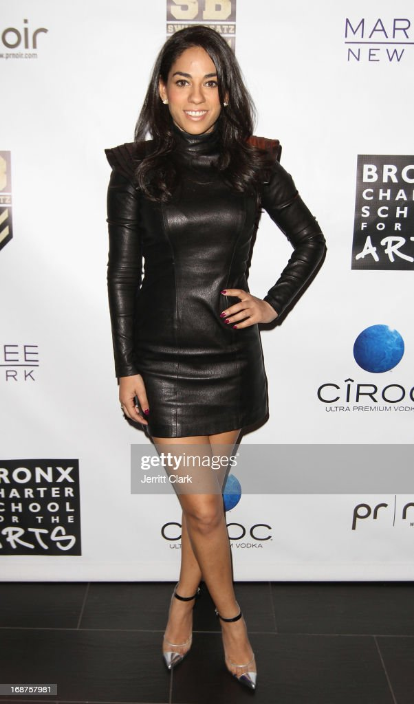 Sharon Carpenter attends the Bronx Charter School for the Arts 2013 art auction at Marquee on May 14, 2013 in New York City.