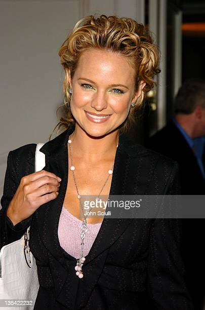 Sharon Case during 2rd Annual Hollywood Bag Ladies Lupus Luncheon Presented by LA Confidential Gotham Magazines at Beverly Hills Hotel in Beverly...