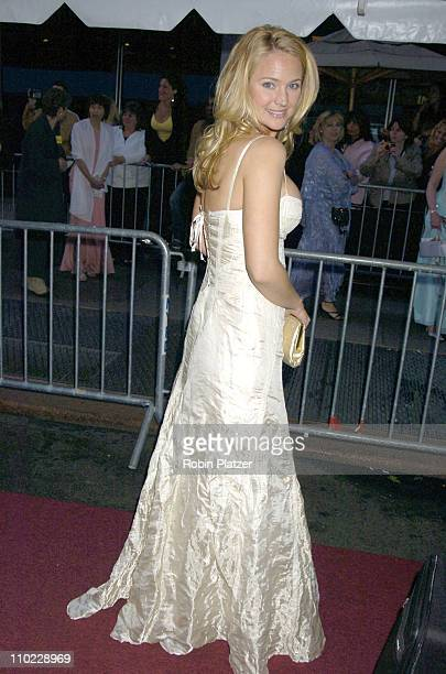 Sharon Case during 32nd Annual Daytime Emmy Awards Outside Arrivals at Radio City Music Hall in New York City New York United States