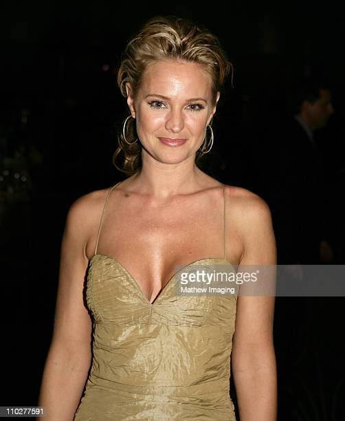 Sharon Case during 33rd Annual Daytime Emmy Awards After Party at Kodak Theater in Hollywood California United States