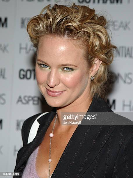 Sharon Case during Hollywood Bag Ladies Lupus Luncheon Presented by LA Confidential and Gotham Magazines at The Beverly Hills Hotel in Beverly Hills...