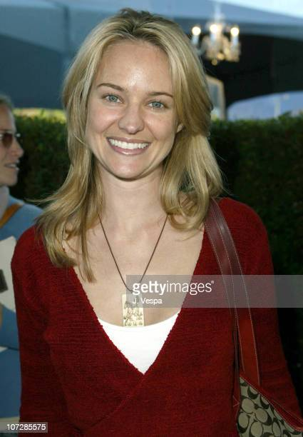 Sharon Case during John Varvatos and 'Shop To Show Your Support' at the 2nd Annual Stuart House Benefit Event at John Varvatos Boutique in West...