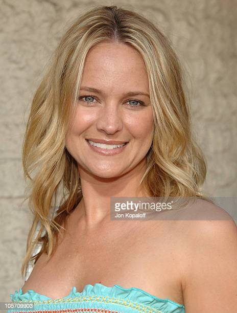 Sharon Case during 'Land of the Dead' Los Angeles Premiere Arrivals at Mann's National Theater in Westwood California United States