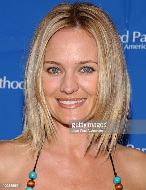 Sharon Case during Pre Emmy Celebration of The Women of Daytime Television at Private residence in Glendale California United States