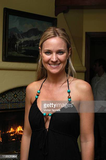 Sharon Case during PreEmmy celebration Honoring the Women of Daytime Television and Planned Parenthood Federation of America Hosted by Heather Tom at...