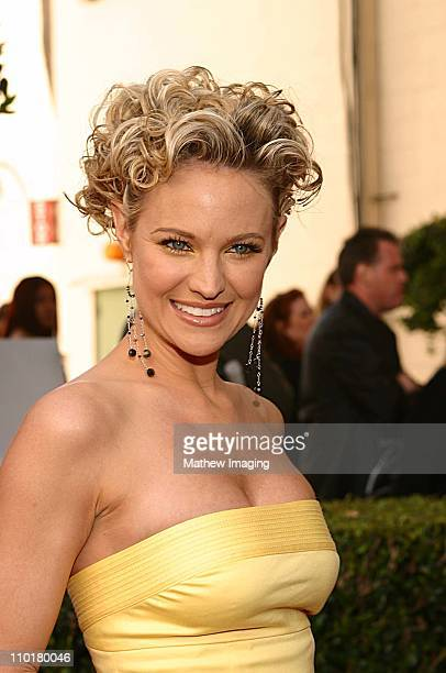 Sharon Case during SOAPnet Presents The Soap Opera Digest Awards Arrivals at ABC Prospect Studios in Los Angeles CA United States