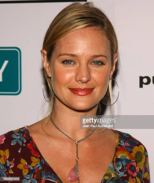 Sharon Case during World Premiere of The Public Media Works Independent Feature Film 'Carpool Guy' Arrivals at The ArcLight in Hollywood California...