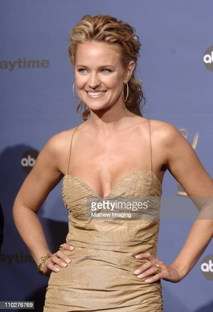 Sharon Case presenter during 33rd Annual Daytime Emmy Awards Press Room at Kodak Theater in Hollywood California United States