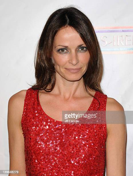 Sharon Corr attends the 7th Annual 'Oscar Wilde Honoring The Irish In Film' PreAcademy Awards Event at Bad Robot on February 23 2012 in Santa Monica...