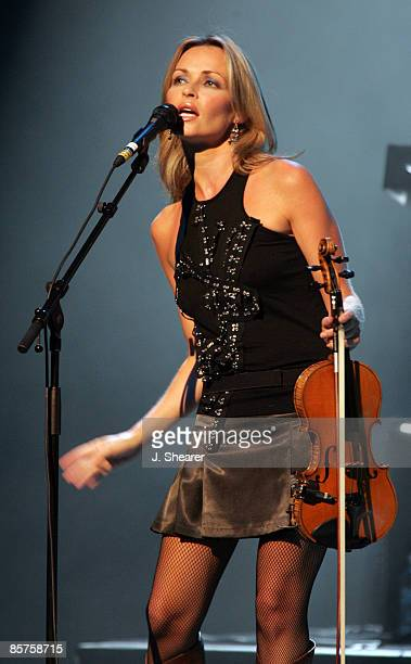 Sharon Corr of The Corrs