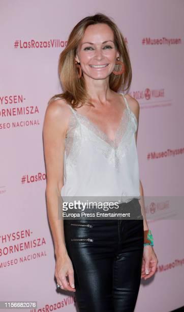 Sharon Corrs attends 'Balenciaga Y La Pintura Española' exhibition opening on June 17 2019 in Madrid Spain