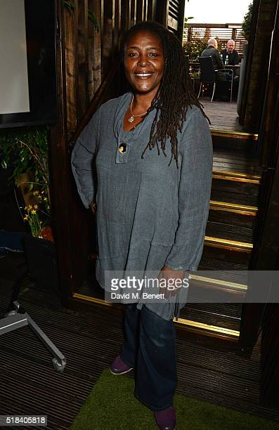 Sharon D Clarke attends the launch of new book 'Curtain Call A Year Backstage in London Theatre' a collection of backstage photography from over 50...