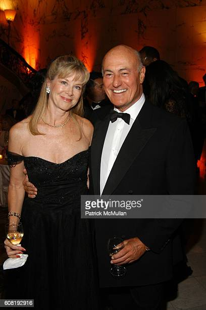 Sharon Gulick and Petter Miller attend STEVEN ANGELA KUMBLE'S Wedding Celebration at Metropolitan Club on April 13 2007 in New York City