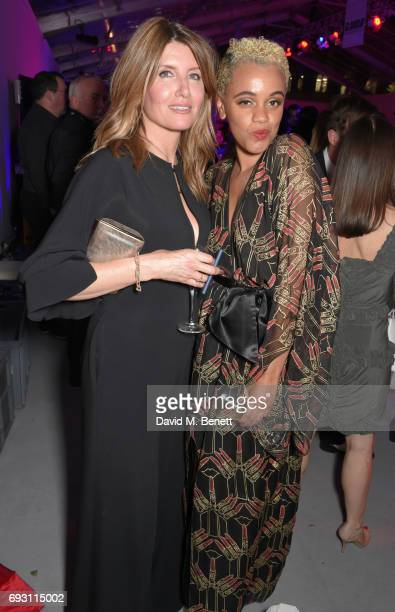 Sharon Horgan and Gemma Cairney attend the Glamour Women of The Year Awards 2017 in Berkeley Square Gardens on June 6 2017 in London England