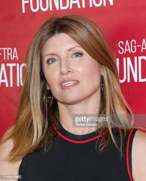 Sharon Horgan attends SAGAFTRA Foundation conversations series with 'Catastrophe' at SAGAFTRA Foundation Screening Room on April 17 2019 in Los...