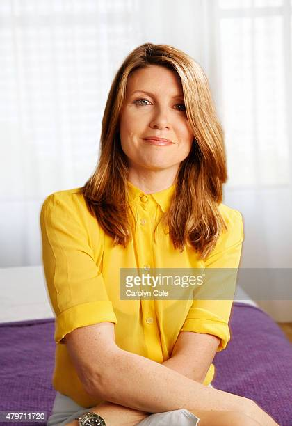Sharon Horgan is photographed for Los Angeles Times on June 3 2015 in New York City PUBLISHED IMAGE CREDIT MUST BE Carolyn Cole/Los Angeles...