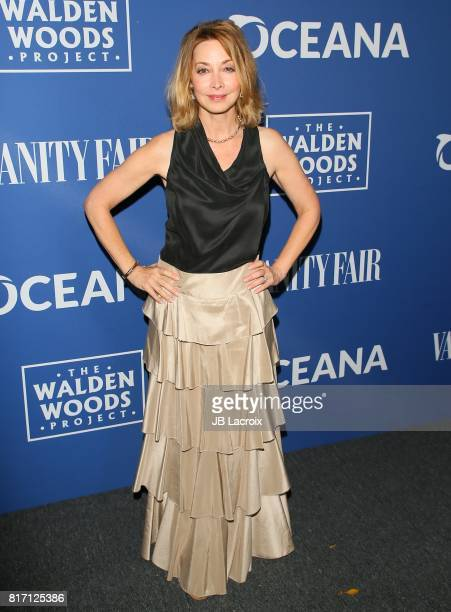 Sharon Lawrence attends Oceana and The Walden Woods Project present Rock Under The Stars With Don Henley and Friends event on July 17 2017 in Los...