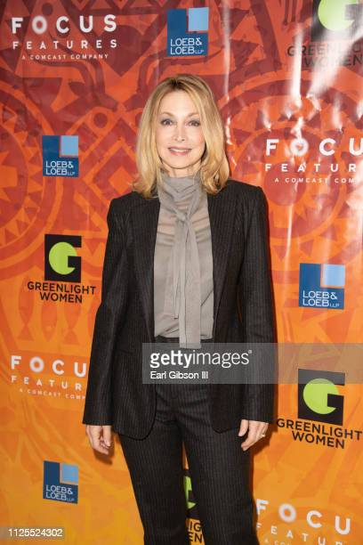 Sharon Lawrence attends the Greenlight Women For Black History Month Brunch Celebration at The London on February 17 2019 in West Hollywood California