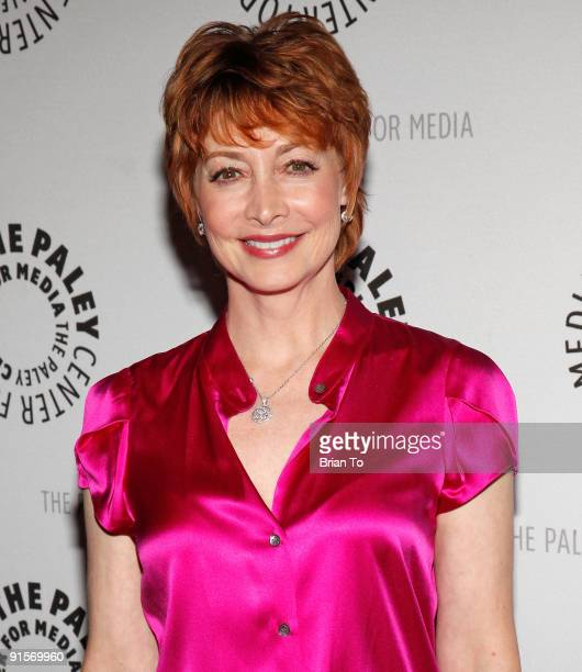 Sharon Lawrence attends The Paley Center For Media Presents 'Drop Dead Diva Season One Finale' on October 7 2009 in Beverly Hills California