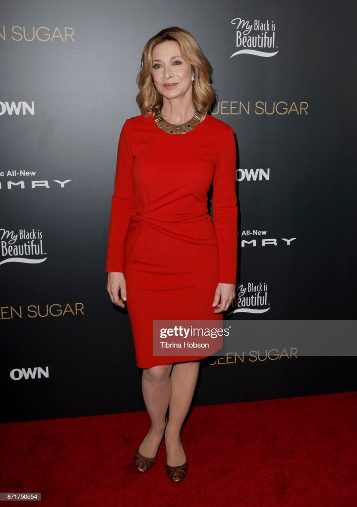 Sharon Lawrence attends the taping of 'Queen Sugar After-Show' at OWN Oprah Winfrey Network on November 7, 2017 in West Hollywood, California.