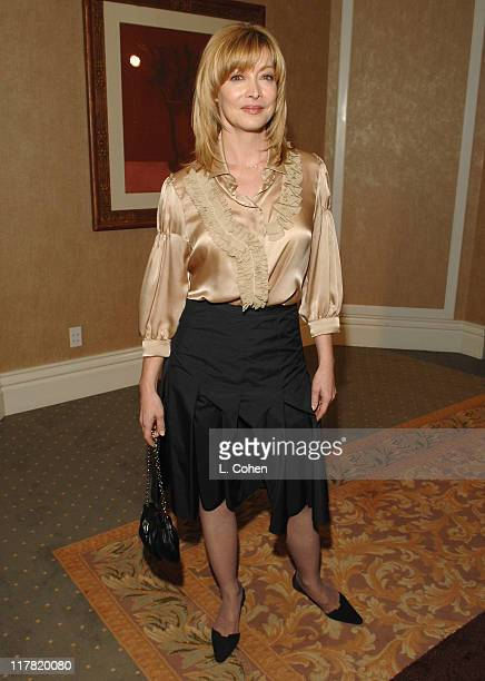 Sharon Lawrence during Diamond Information Center and InStyle Host 6th Annual Awards Season Diamond Fashion Show Preview at Beverly Hills Hotel in...