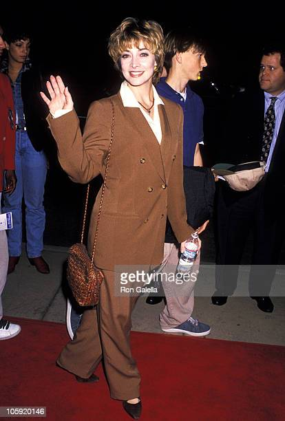 Sharon Lawrence during Dumb and Dumber Hollywood Premiere at Cinerama Dome Theater in Hollywood California United States