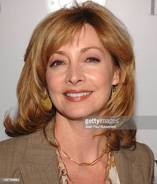 Sharon Lawrence during ELLE 1st Green Issue Launch Party Arrivals at Pacific Design Center in West Hollywood California United States