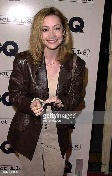 Sharon Lawrence during GQ Magazine Celebrates Second Annual Hollywood Issue with StarStudded LA Bash at The Factory Space in Los Angeles California...